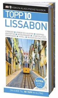 Topp 10 Lissabon / Tomas Tranæus ; översättning: Lena Andersson