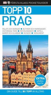 Topp 10 Prag / Theodore Schwinke ; översättning: Isabelle Engström