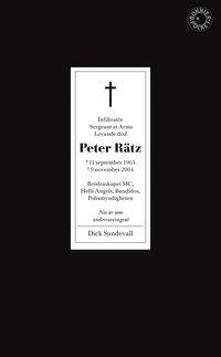 Peter R�tz : nio �r som undercoveragent (pocket)