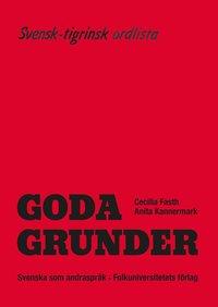 Goda Grunder svensk-tigrinsk ordlista (h�ftad)