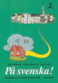 P� svenska! 2 cd audio h�rf�rst�else (h�ftad)