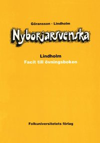 Nyb�rjarsvenska facit (h�ftad)