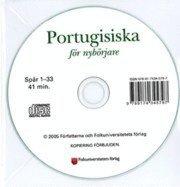 Portugisiska för nybörjare cd