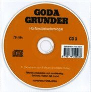Goda Grunder cd audio h�rf�rst�else (h�ftad)