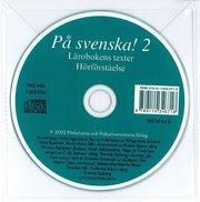 På svenska! 2 mp3 lärobok & hörförståelse