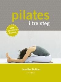 Pilates i tre steg (kartonnage)