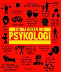 Stora boken om psykologi (inbunden)