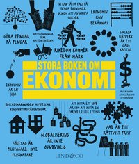 Stora boken om ekonomi (kartonnage)
