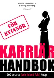 Karri�rhandbok f�r kvinnor (h�ftad)