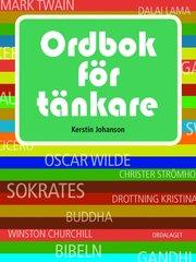 Ordbok för tänkare