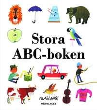 Stora ABC-boken (inbunden)
