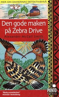Den gode maken p� Zebra Drive (h�ftad)