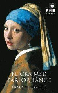 Flicka med pärlörhänge (pocket)