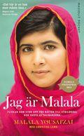 Jag �r Malala : flickan som stod upp f�r r�tten till utbildning och sk�ts av talibanerna