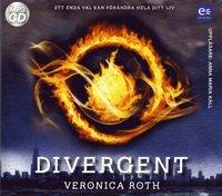 Divergent (ljudbok)