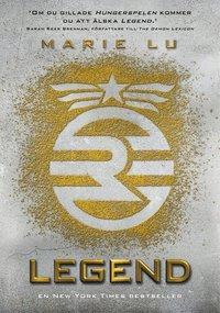 Legend (inbunden)