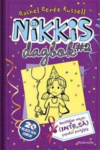 Nikkis dagbok 2: ber�ttelser om en (inte s�) popul�r partytjej (kartonnage)