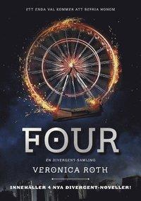 Four (Divergent) (inbunden)