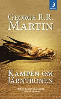 Game of thrones - Kampen om J�rntronen (pocket)