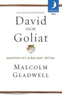 David och Goliat : konsten att sl�ss mot j�ttar (pocket)