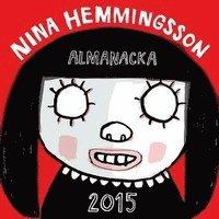 Nina Hemmingsson almanacka 2015 (inbunden)