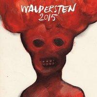 Walderstenalmanacka 2015 (h�ftad)