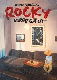 Rocky borde g� ut (kartonnage)