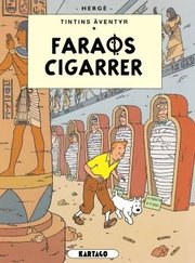 Tintins äventyr. Faraos cigarrer