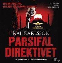 Parsifal Direktivet (mp3-bok)