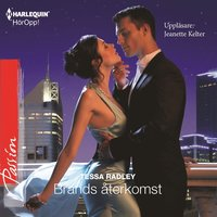 Brands �terkomst : En Harlequin-ljudbok Passion (mp3-bok)