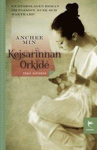 Bokomslag Kejsarinnan Orkidé (pocket)