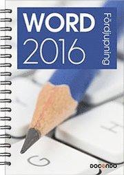 Word 2016 Fördjupning