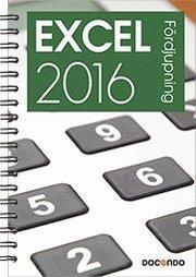 Excel 2016 Fördjupning