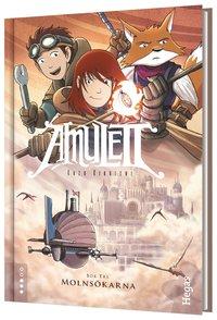 Amulett: Molnsökarna (inbunden)