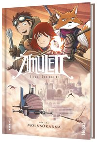 Amulett: Molns�karna (inbunden)