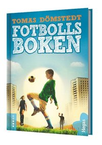 Fotbollsboken (inbunden)