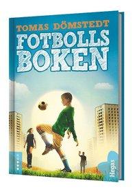 Fotbollsboken (bok+CD) (inbunden)