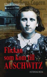 Flickan som kom till Auschwitz (e-bok)