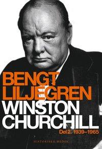Winston Churchill Del 2 (inbunden)