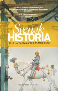 Svensk historia (inbunden)