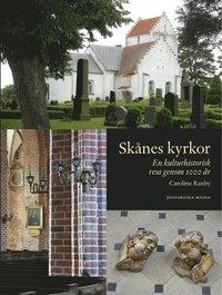 Sk�nes kyrkor : en kulturhistorisk resa genom 1000 �r (inbunden)