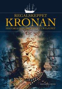 Regalskeppet Kronan (inbunden)
