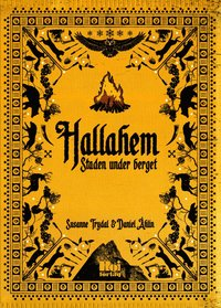 Hallahem - Staden under berget (kartonnage)