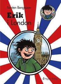 Erik i London (inbunden)