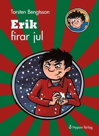Erik firar jul (inbunden)