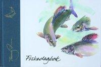 Fiskedagbok (inbunden)