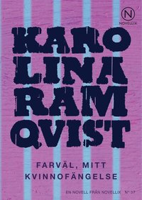Farv�l, mitt kvinnof�ngelse (mp3-bok)
