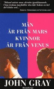 Män är från Mars kvinnor är från Venus