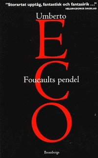 Foucaults pendel (pocket)