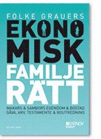 Ekonomisk familjerätt (häftad)